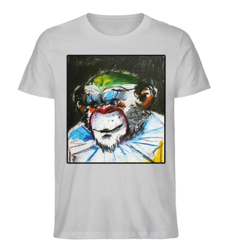 """""""Zivilgesellschaft"""" von Sarah Ludes - Herren Premium Organic Shirt-17"""