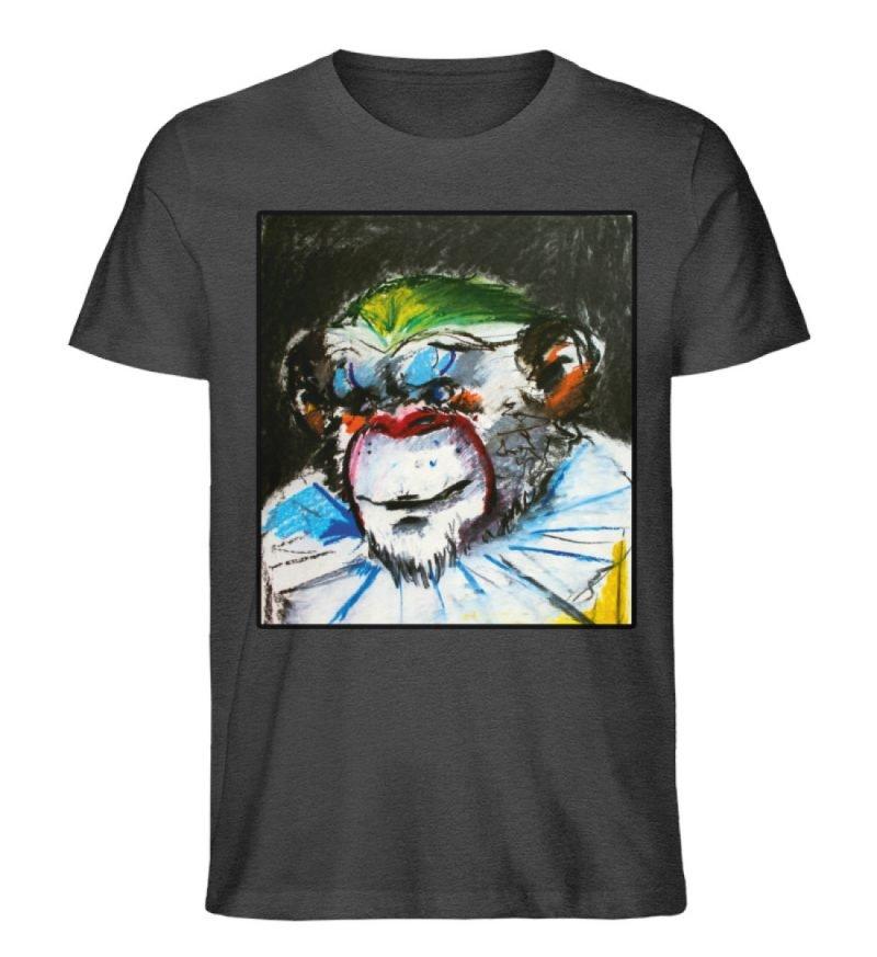 """""""Zivilgesellschaft"""" von Sarah Ludes - Herren Premium Organic Shirt-6881"""