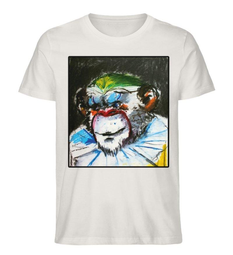 """""""Zivilgesellschaft"""" von Sarah Ludes - Herren Premium Organic Shirt-6865"""