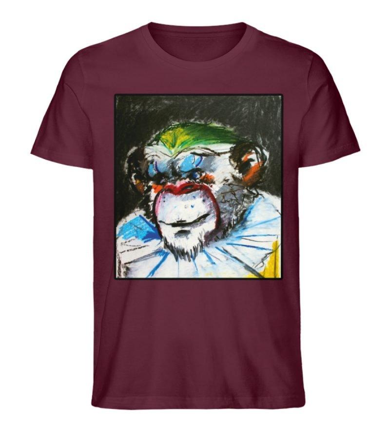 """""""Zivilgesellschaft"""" von Sarah Ludes - Herren Premium Organic Shirt-839"""