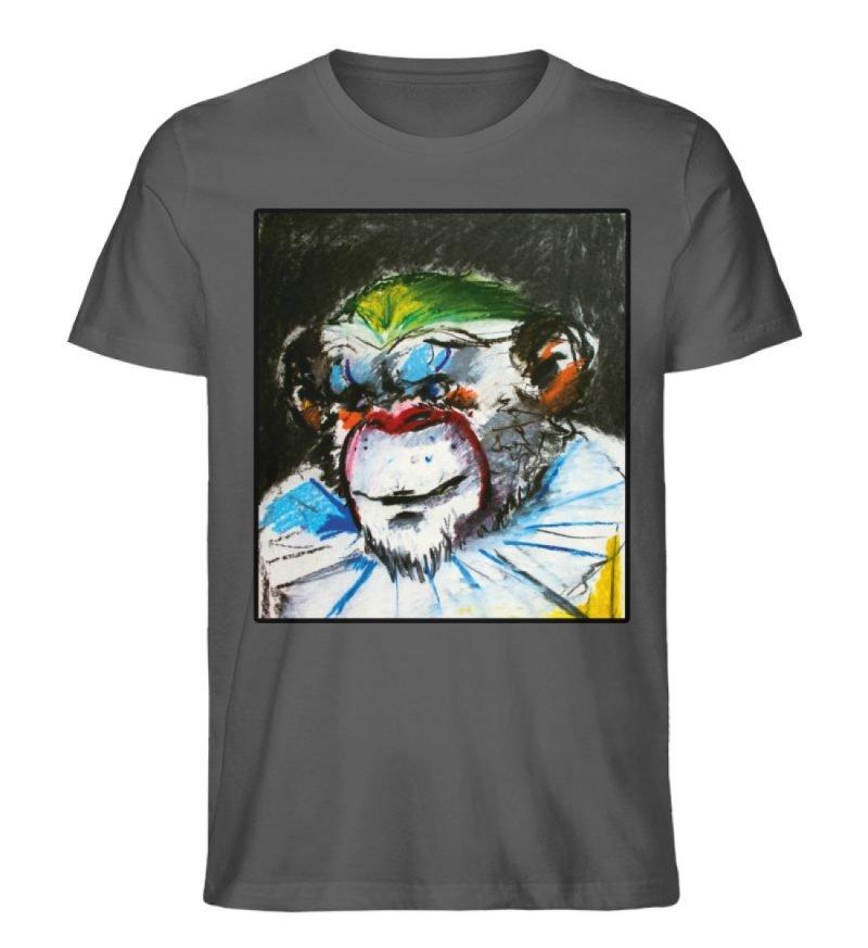 """""""Zivilgesellschaft"""" von Sarah Ludes - Herren Premium Organic Shirt-6903"""
