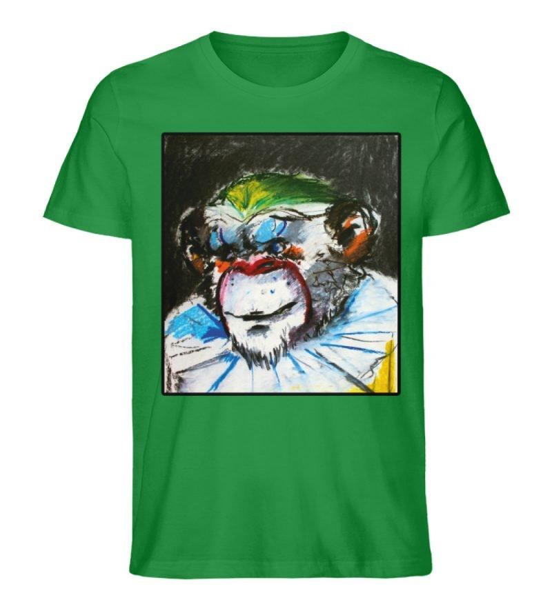 """""""Zivilgesellschaft"""" von Sarah Ludes - Herren Premium Organic Shirt-6879"""