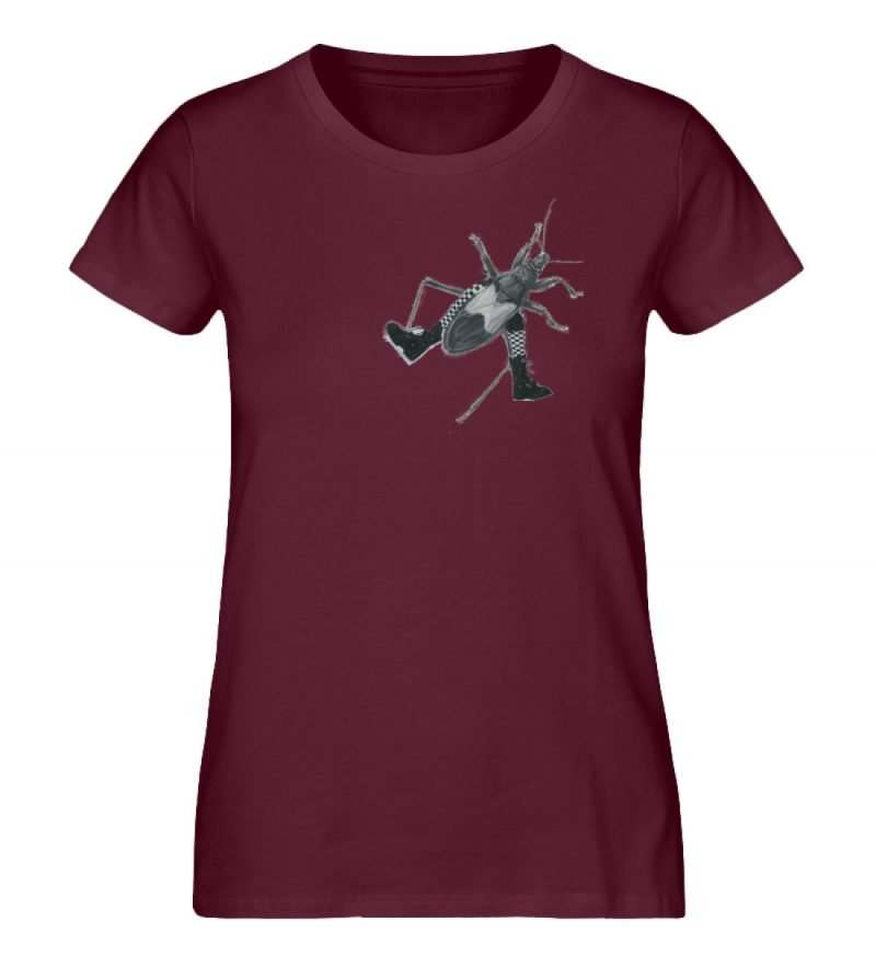 """o.T. "" von C. Pauly - Damen Premium Organic Shirt-839"
