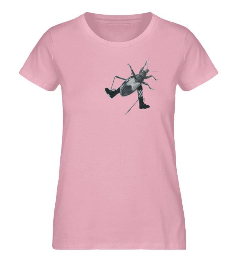 """o.T. "" von C. Pauly - Damen Premium Organic Shirt-6883"