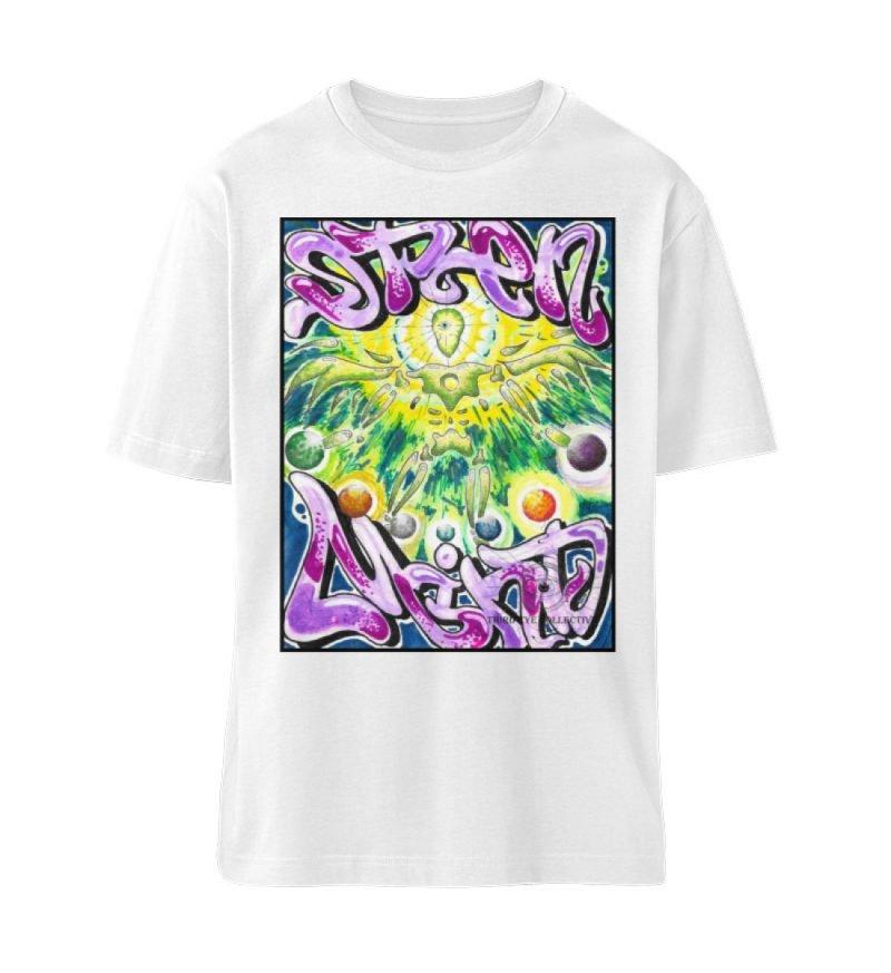 """""""Open Mind"""" von Third Eye Collective - Fuser Oversized Shirt ST/ST-3"""