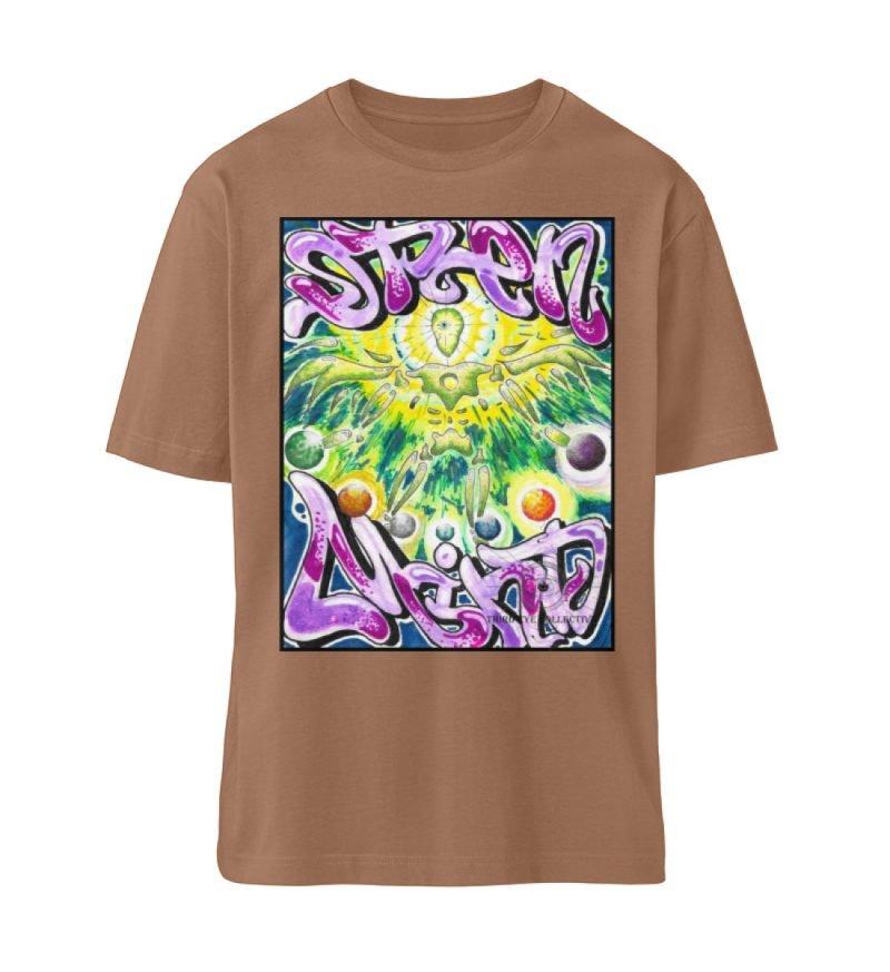 """""""Open Mind"""" von Third Eye Collective - Fuser Oversized Shirt ST/ST-7018"""