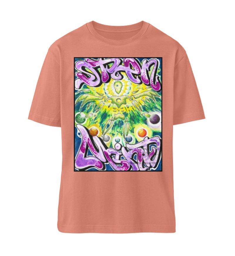 """""""Open Mind"""" von Third Eye Collective - Fuser Oversized Shirt ST/ST-7019"""