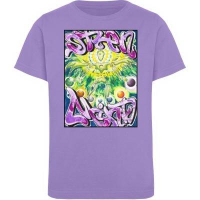 """""""Open Mind"""" von Third Eye Collective - Kinder Organic T-Shirt-6884"""