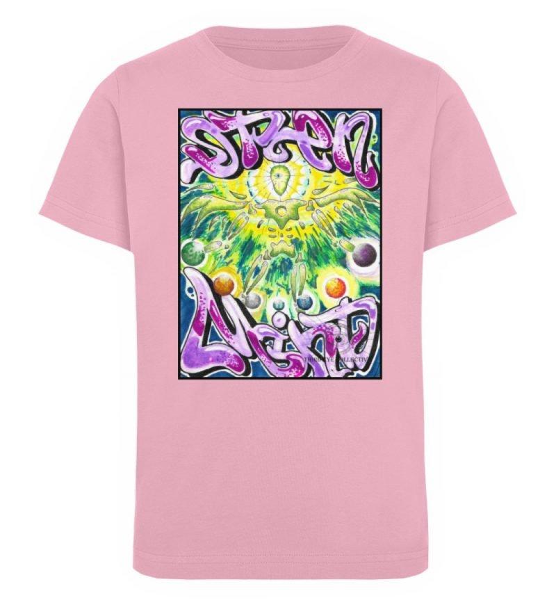 """""""Open Mind"""" von Third Eye Collective - Kinder Organic T-Shirt-6883"""