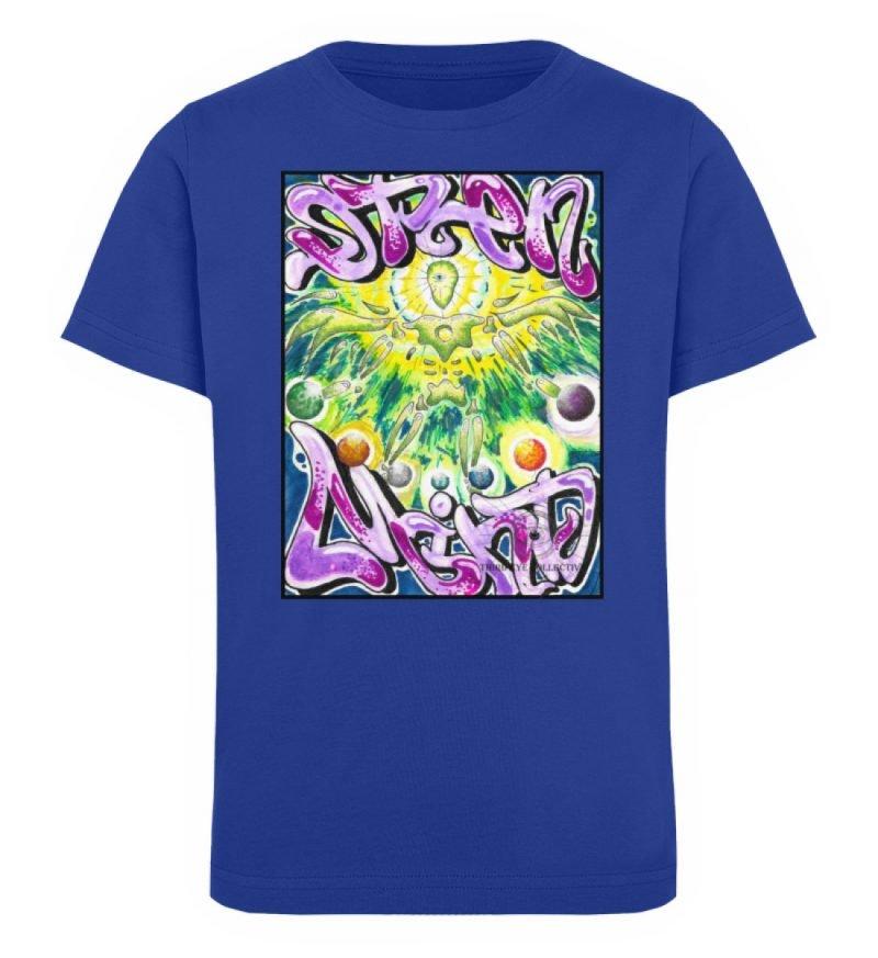 """""""Open Mind"""" von Third Eye Collective - Kinder Organic T-Shirt-668"""