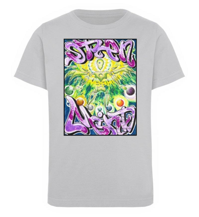 """""""Open Mind"""" von Third Eye Collective - Kinder Organic T-Shirt-17"""