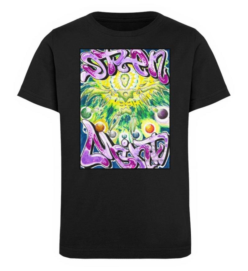 """""""Open Mind"""" von Third Eye Collective - Kinder Organic T-Shirt-16"""