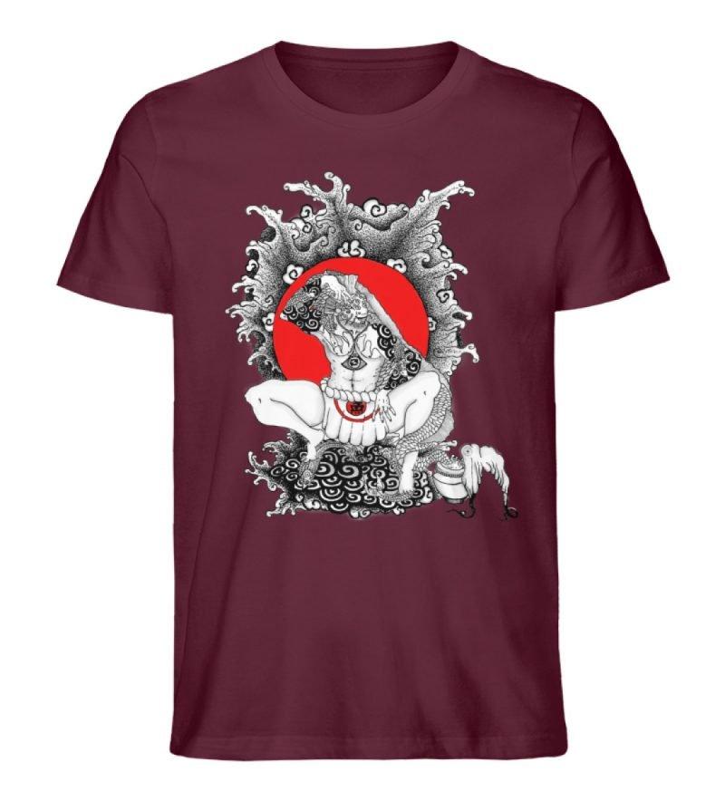 """""""Fish boy"""" von Third Eye Collective - Herren Premium Organic Shirt-839"""