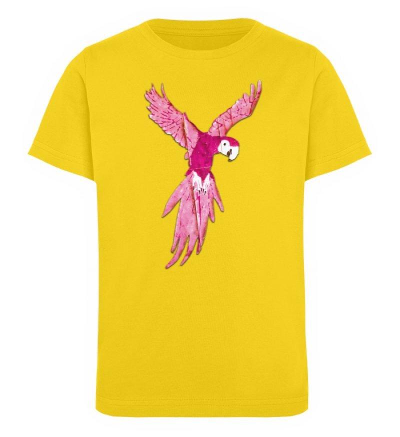 """""""Moment der Empörung"""" von Sarah Ludes - Kinder Organic T-Shirt-6885"""