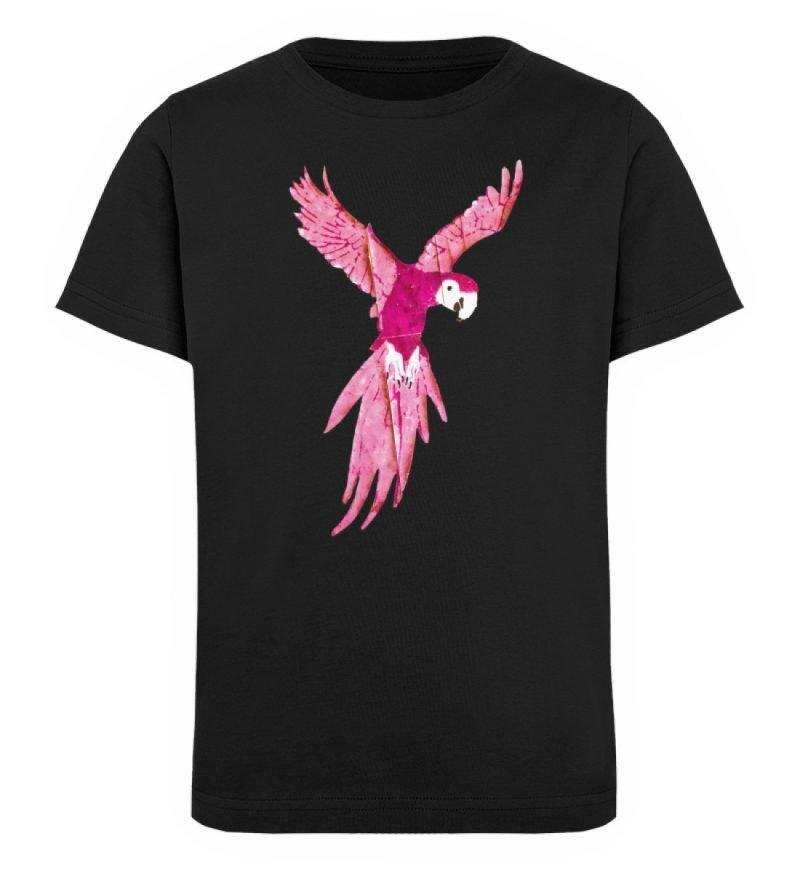 """""""Moment der Empörung"""" von Sarah Ludes - Kinder Organic T-Shirt-16"""