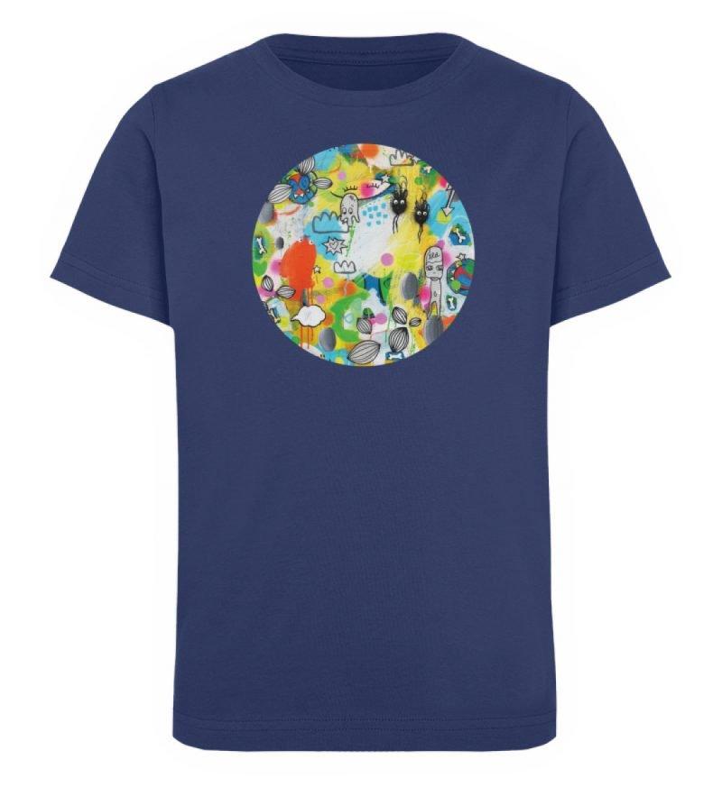 """I´ts like a jungle sometimes"" von Susan - Kinder Organic T-Shirt-6057"