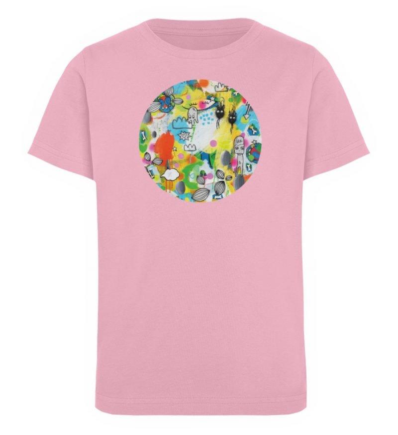 """I´ts like a jungle sometimes"" von Susan - Kinder Organic T-Shirt-6883"