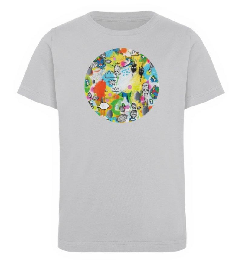 """I´ts like a jungle sometimes"" von Susan - Kinder Organic T-Shirt-17"