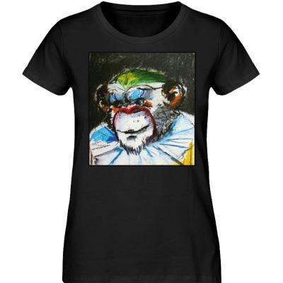 """""""Zivilgesellschaft"""" von Sarah Ludes - Damen Premium Organic Shirt-16"""