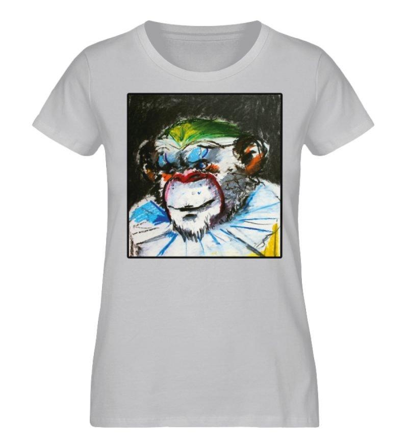 """""""Zivilgesellschaft"""" von Sarah Ludes - Damen Premium Organic Shirt-17"""
