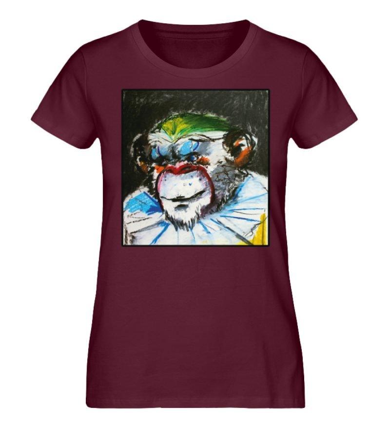 """""""Zivilgesellschaft"""" von Sarah Ludes - Damen Premium Organic Shirt-839"""