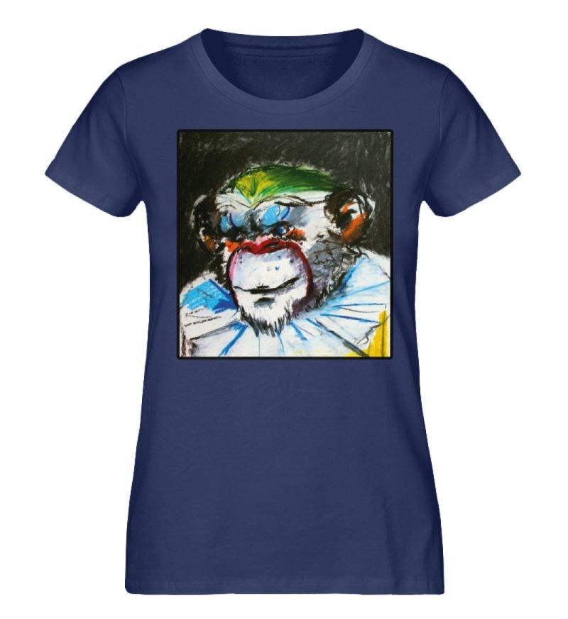 """""""Zivilgesellschaft"""" von Sarah Ludes - Damen Premium Organic Shirt-6057"""