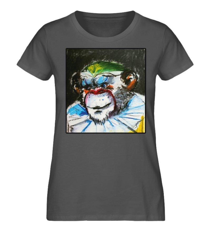 """""""Zivilgesellschaft"""" von Sarah Ludes - Damen Premium Organic Shirt-6903"""