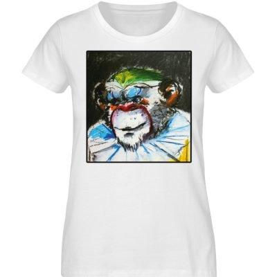 """""""Zivilgesellschaft"""" von Sarah Ludes - Damen Premium Organic Shirt-3"""