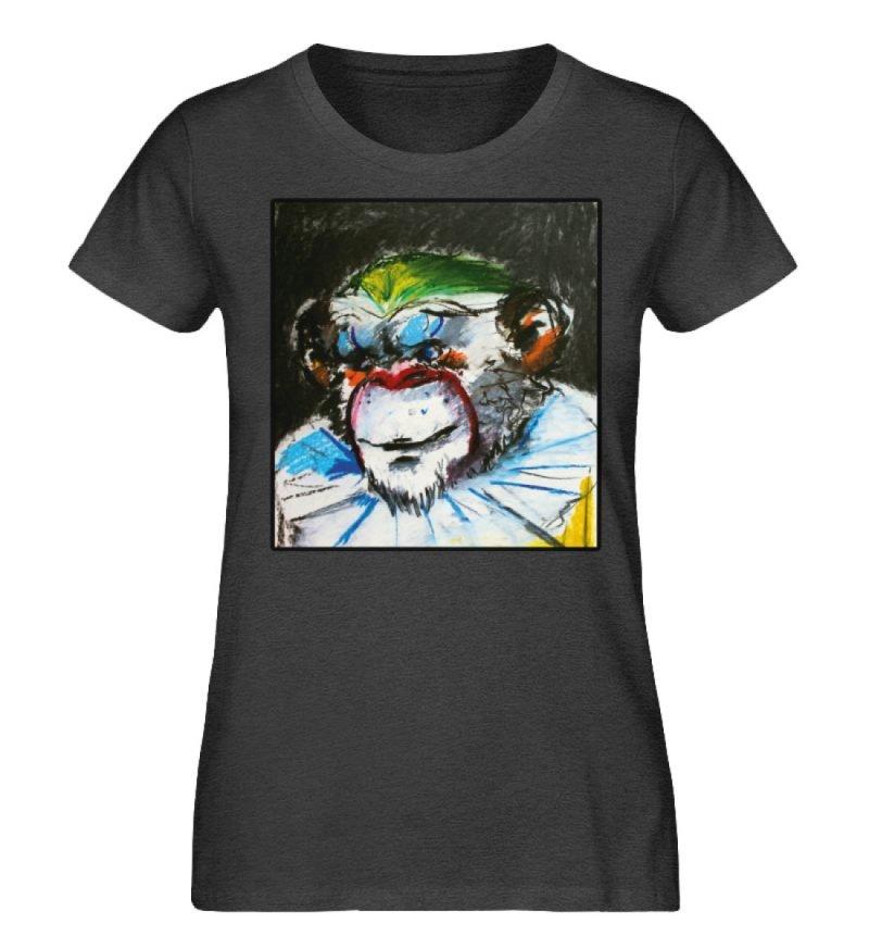 """""""Zivilgesellschaft"""" von Sarah Ludes - Damen Premium Organic Shirt-6881"""