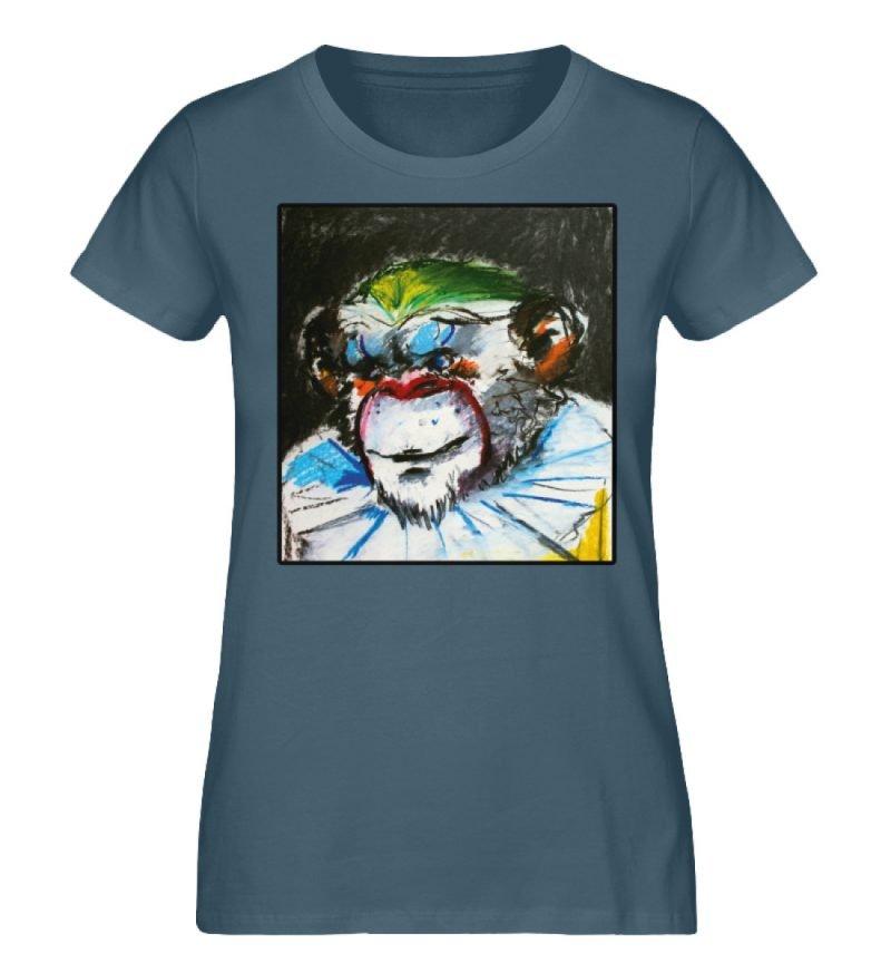 """""""Zivilgesellschaft"""" von Sarah Ludes - Damen Premium Organic Shirt-6880"""