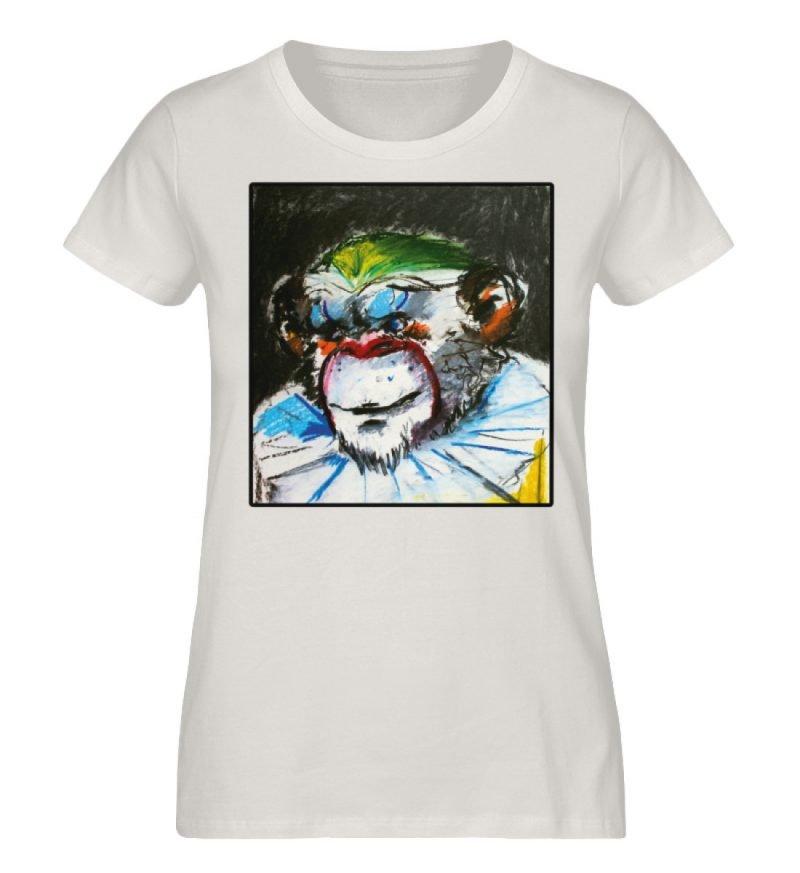 """""""Zivilgesellschaft"""" von Sarah Ludes - Damen Premium Organic Shirt-6865"""
