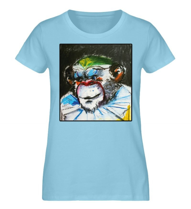 """""""Zivilgesellschaft"""" von Sarah Ludes - Damen Premium Organic Shirt-674"""