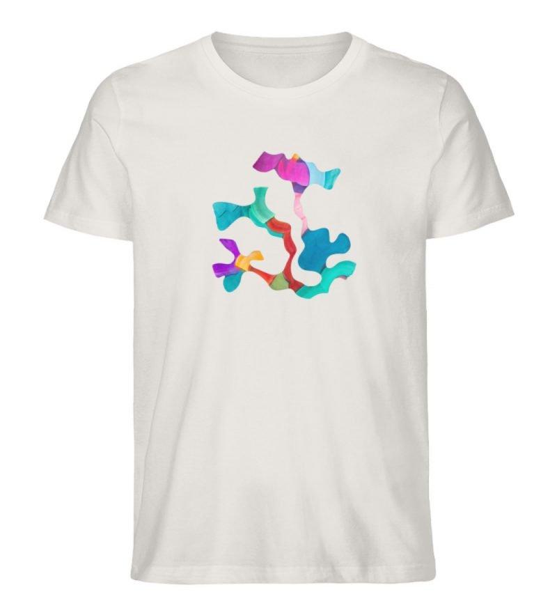 """""""Lob des Schattens 4"""" von Carolin Leyck - Herren Premium Organic Shirt-6865"""