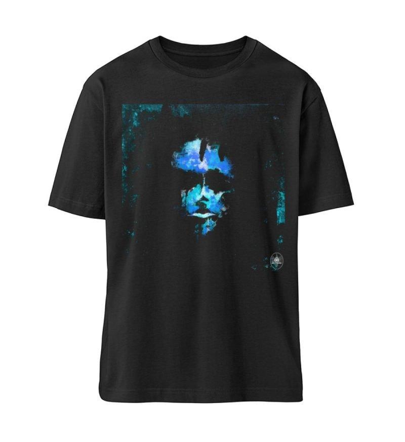 """""""Deep Blue"""" von Third Eye Collective - Fuser Oversized Shirt ST/ST-16"""