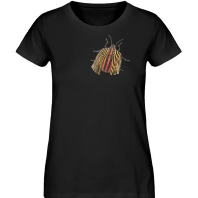 """Glyphosoma lineatus"" von C. Pauly - Damen Premium Organic Shirt-16"