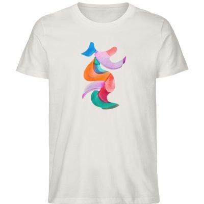 """""""Lob des Schattens 2"""" von Carolin Leyck - Herren Premium Organic Shirt-6865"""