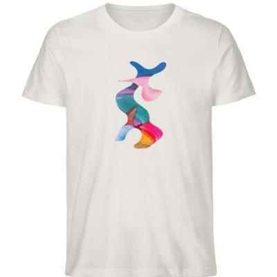 """""""Lob des Schattens 3"""" von Carolin Leyck - Herren Premium Organic Shirt-6865"""