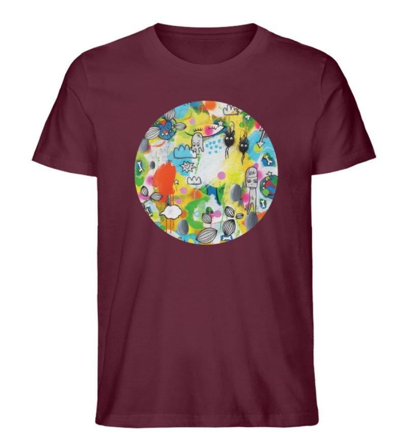 """I´ts like a jungle sometimes"" von Susan - Herren Premium Organic Shirt-839"