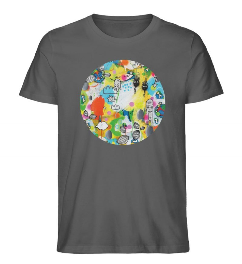"""I´ts like a jungle sometimes"" von Susan - Herren Premium Organic Shirt-6903"