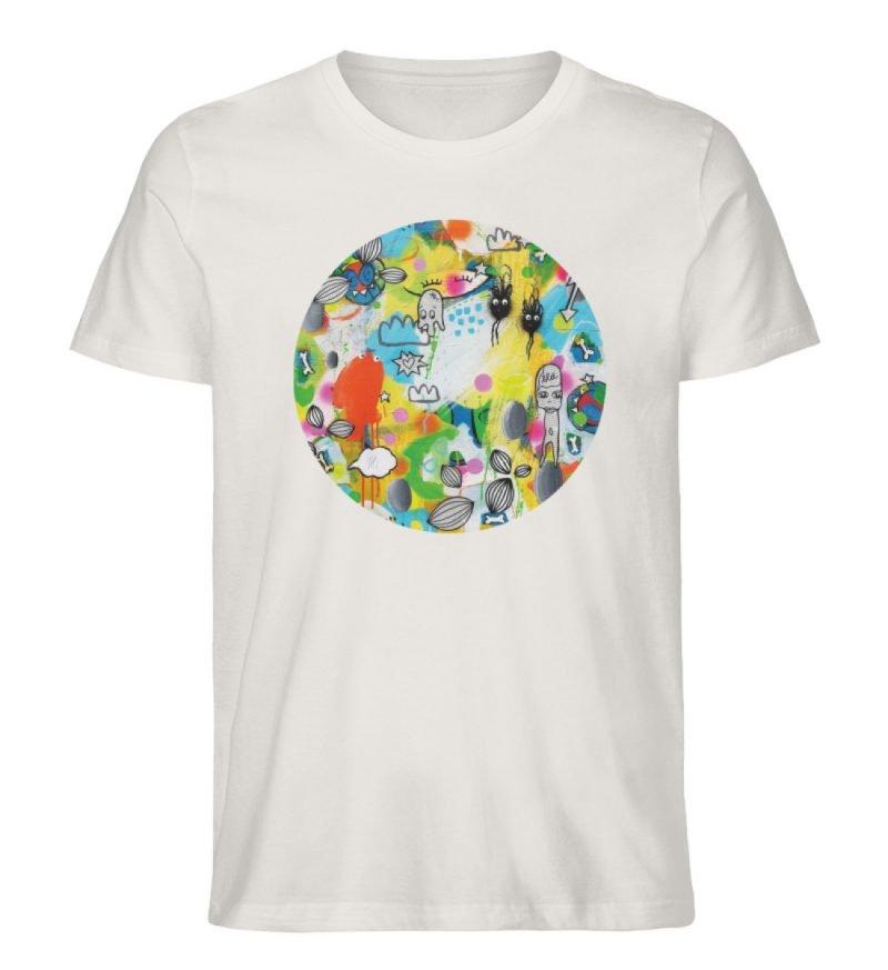 """I´ts like a jungle sometimes"" von Susan - Herren Premium Organic Shirt-6865"