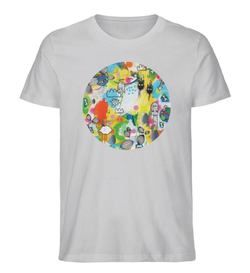 """I´ts like a jungle sometimes"" von Susan - Herren Premium Organic Shirt-17"