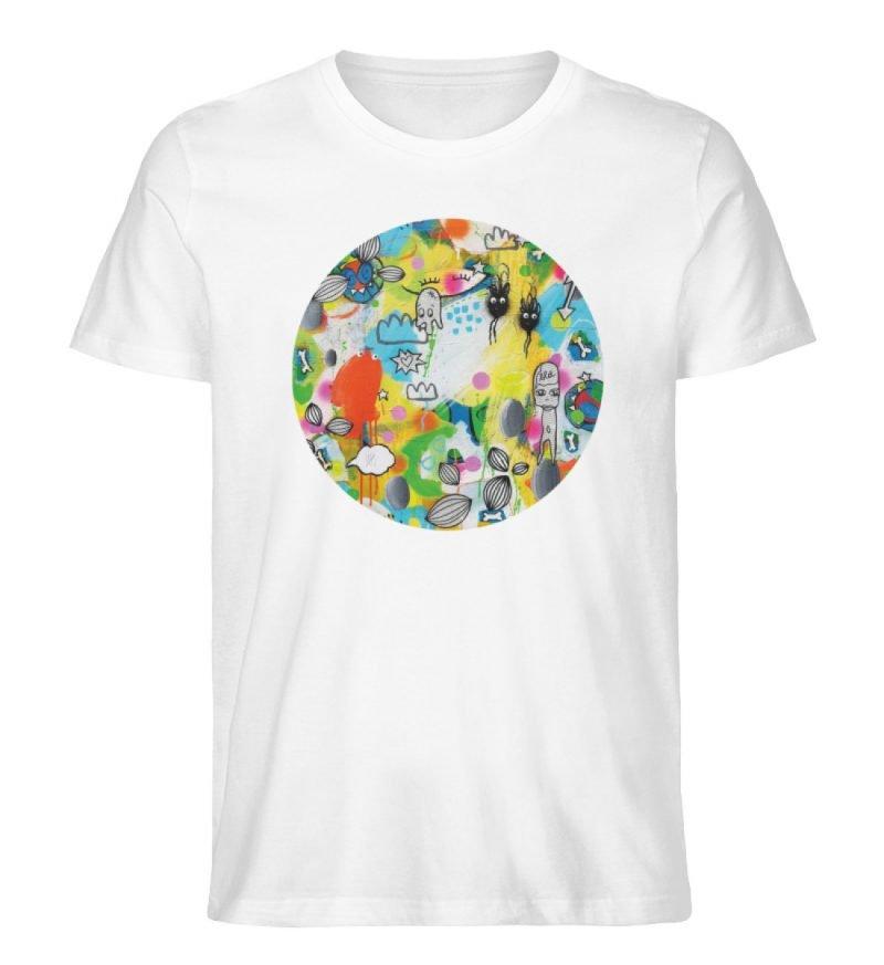 """I´ts like a jungle sometimes"" von Susan - Herren Premium Organic Shirt-3"