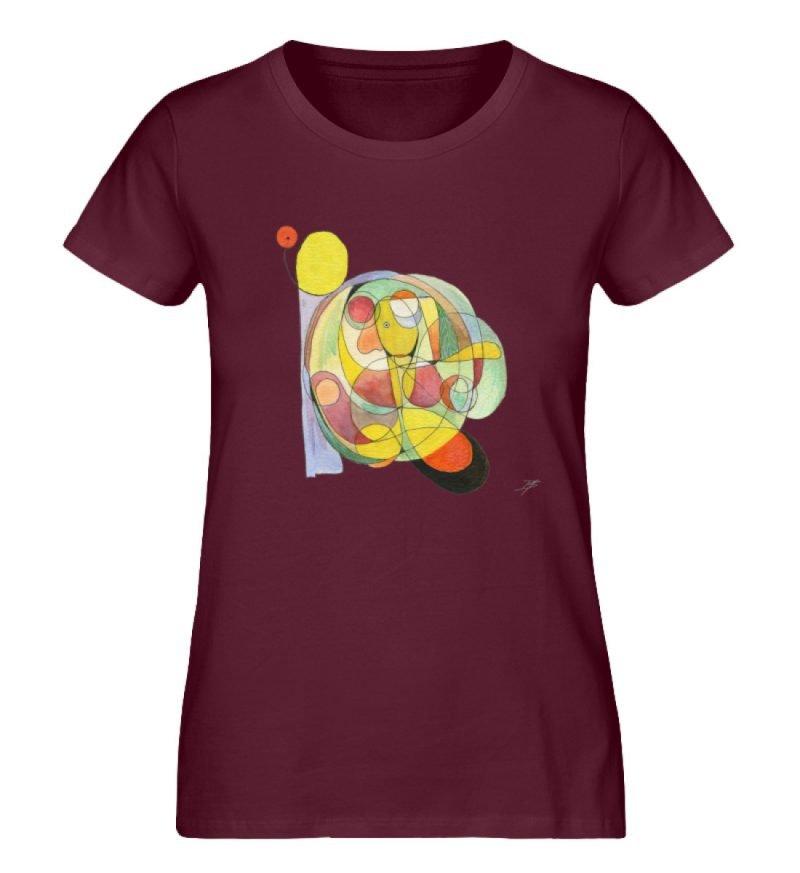 o.T. von Michela Buttignon - Damen Premium Organic Shirt-839