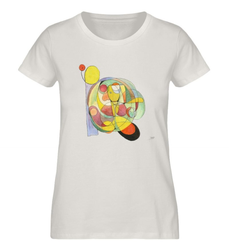 o.T. von Michela Buttignon - Damen Premium Organic Shirt-6865