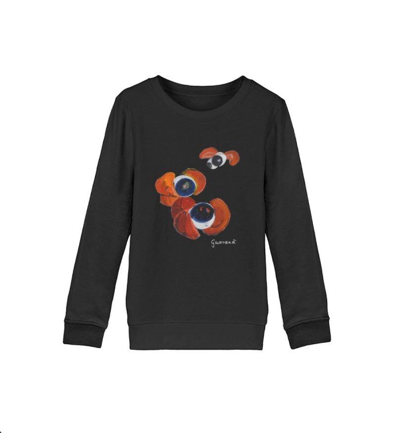 """""""Guaraná"""" von Alrun Prünster Soares - Mini Changer Sweatshirt ST/ST-16"""