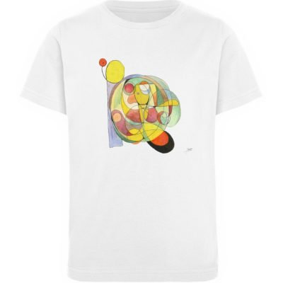 o.T. von Michela Buttignon - Kinder Organic T-Shirt-3