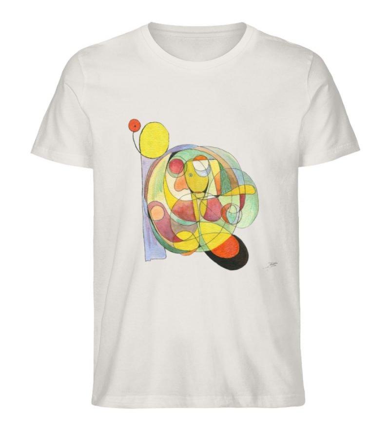 o.T. von Michela Buttignon - Herren Premium Organic Shirt-6865