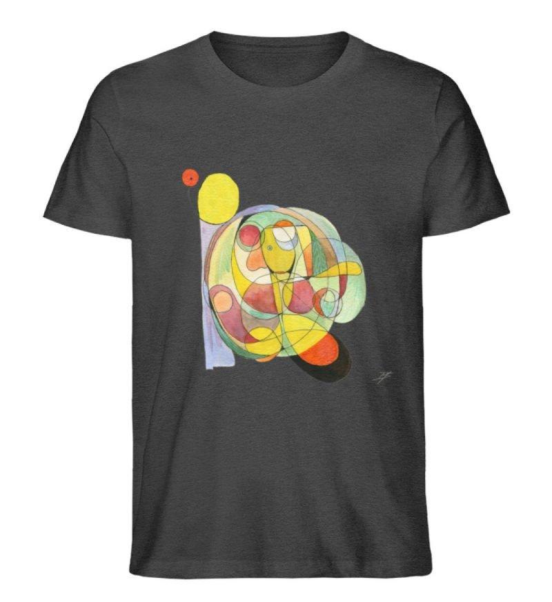 o.T. von Michela Buttignon - Herren Premium Organic Shirt-6881