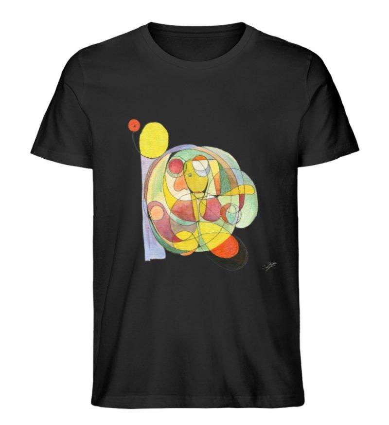 o.T. von Michela Buttignon - Herren Premium Organic Shirt-16