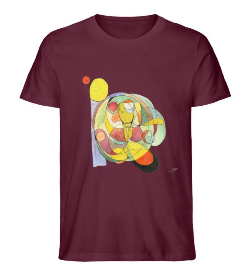 o.T. von Michela Buttignon - Herren Premium Organic Shirt-839